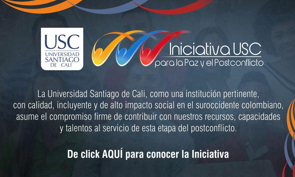 INICIATIVA USC PAZ POSTCONFLICTO MODULO JUNIO 2016