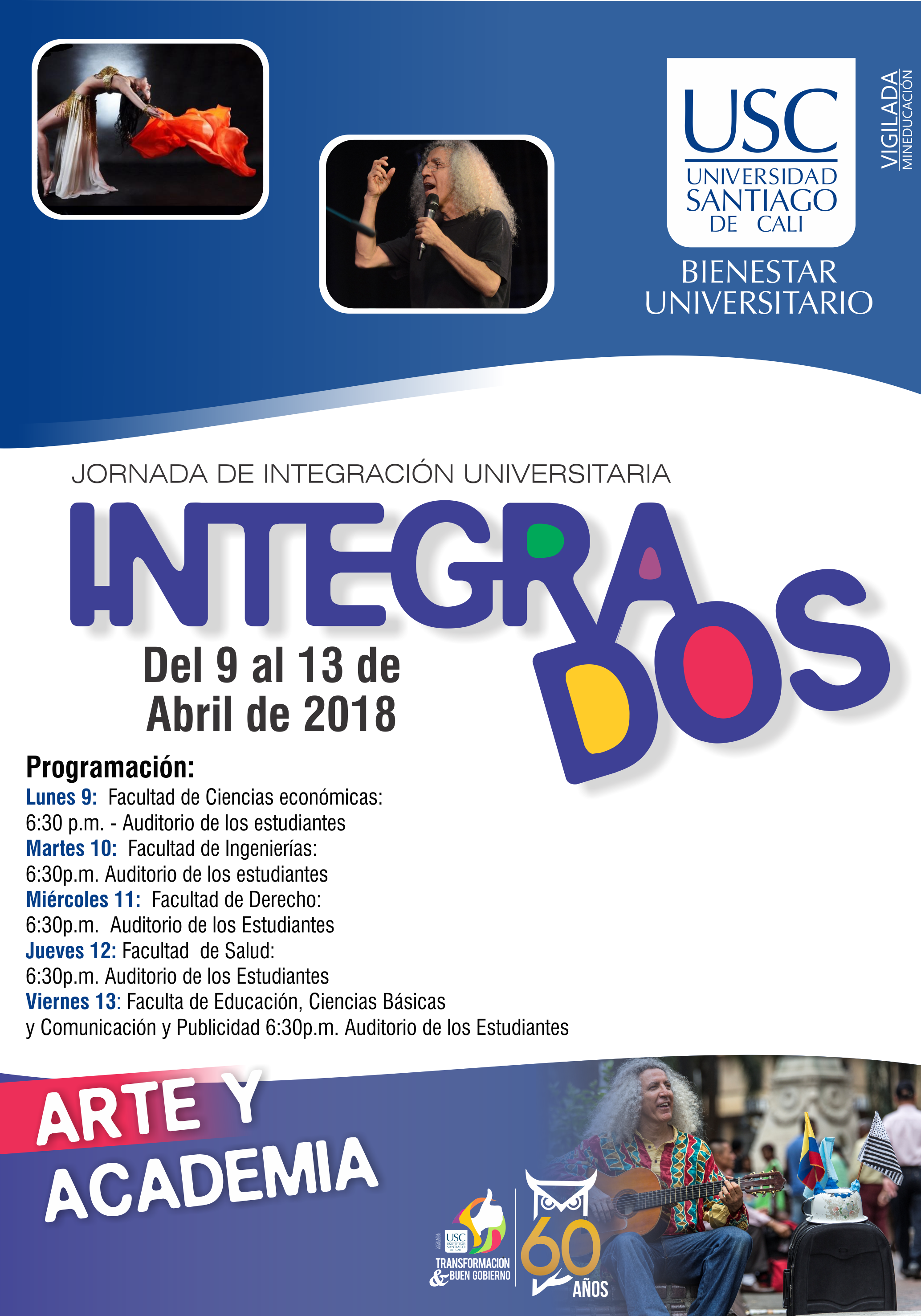 INTEGRADOS 2018 ABRIL 1