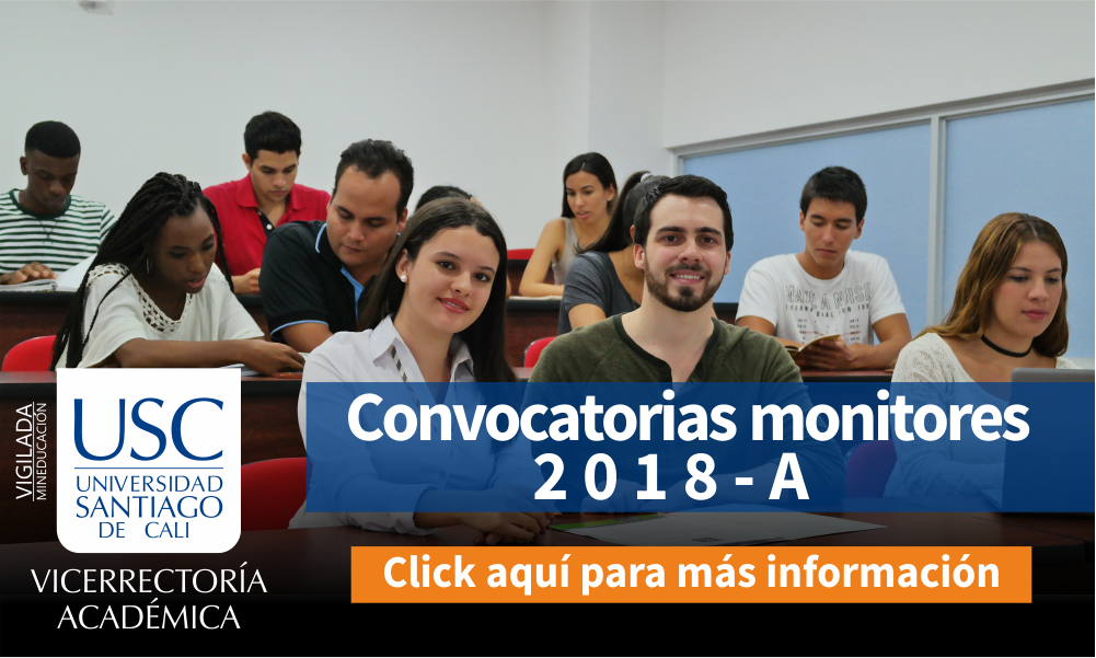 Webconvocatoriamonitorias2018usc