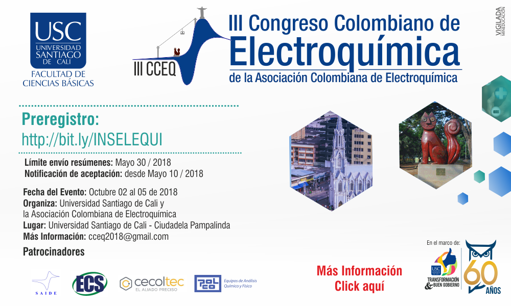 Banner Electroquimica