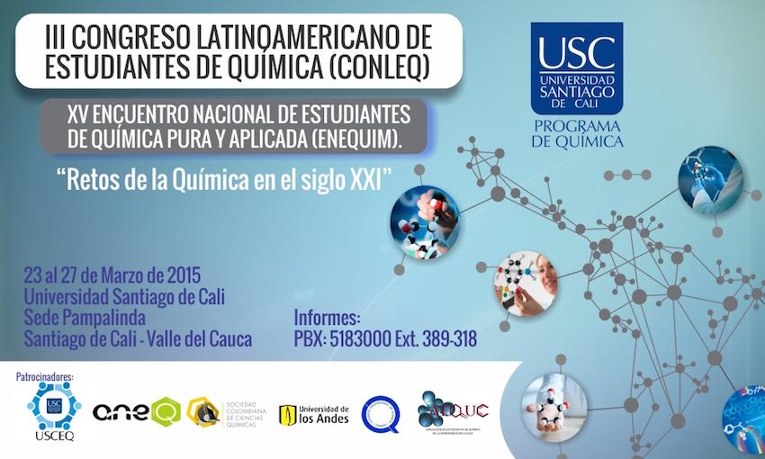 III Congreso Latinoamericano de Estudiantes de Química (CONLEQ)