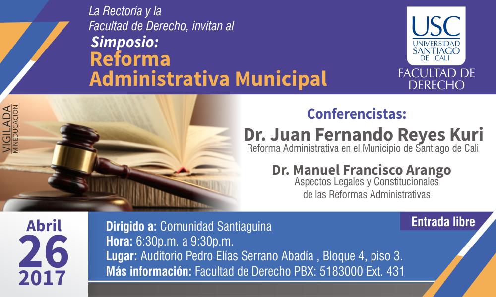 Reformas Administartivas Derecho(1)