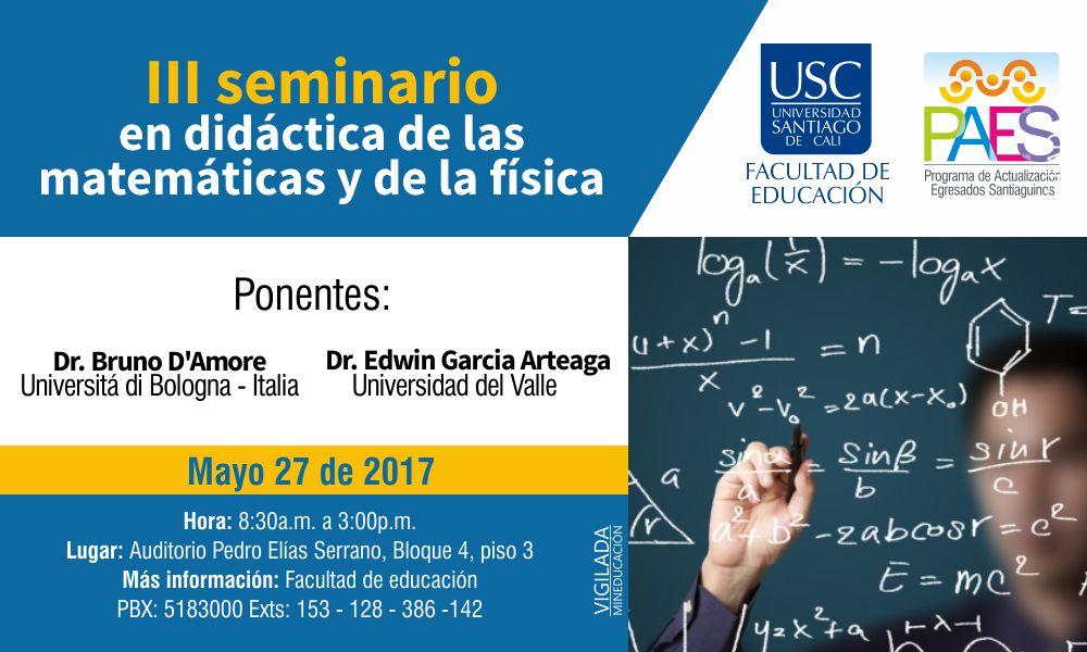Seminariomatematicasfisicausc1