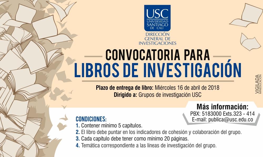 Convocatorialibrosinvestigacion
