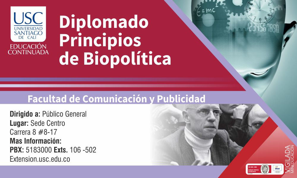 Banner Biopolitica