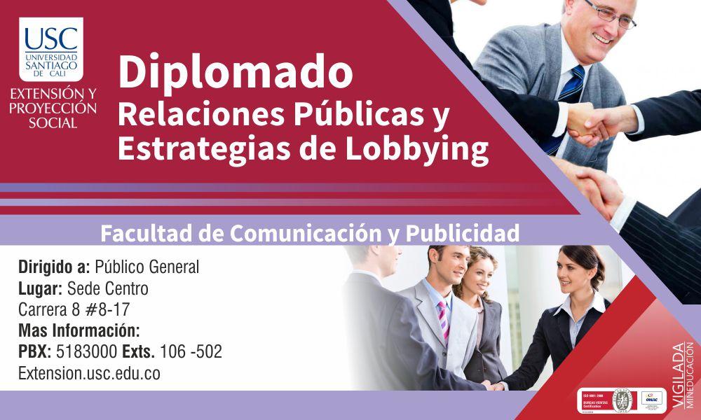 Banner Diplomado Lobying