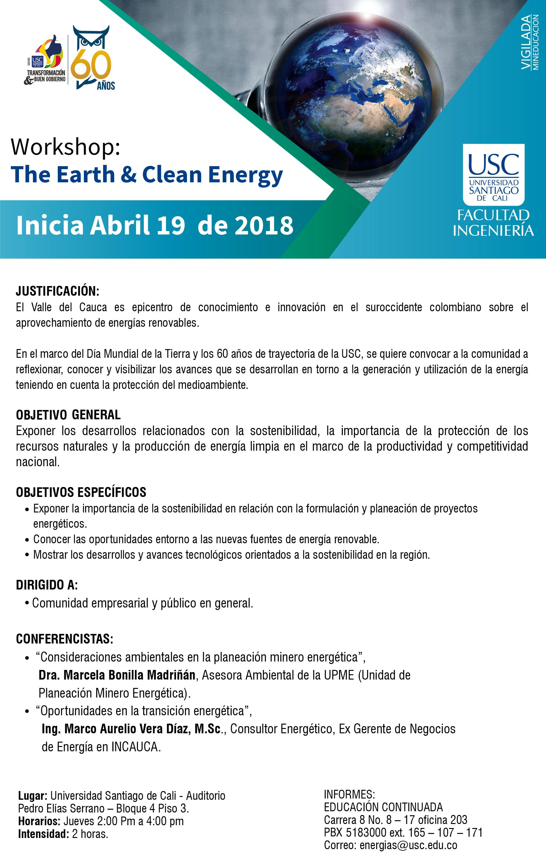 VISTO BUENO FICHA THE EARTH  CLEAN ENERGY 19 ABRIL
