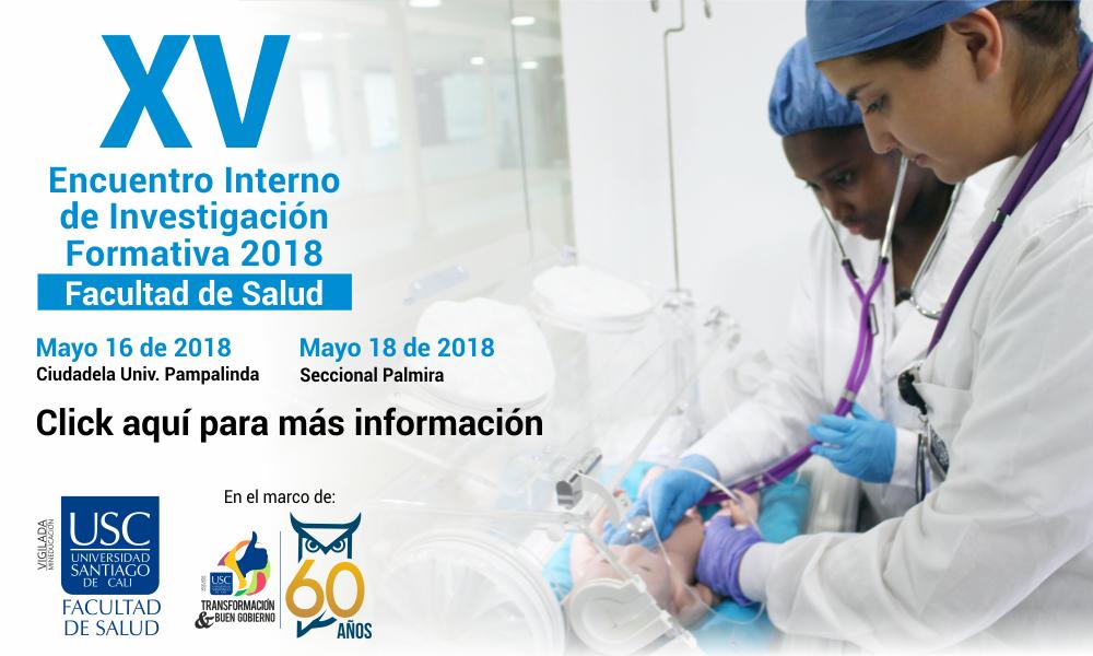 Webencuentro Interno Investigacion Salud 2018