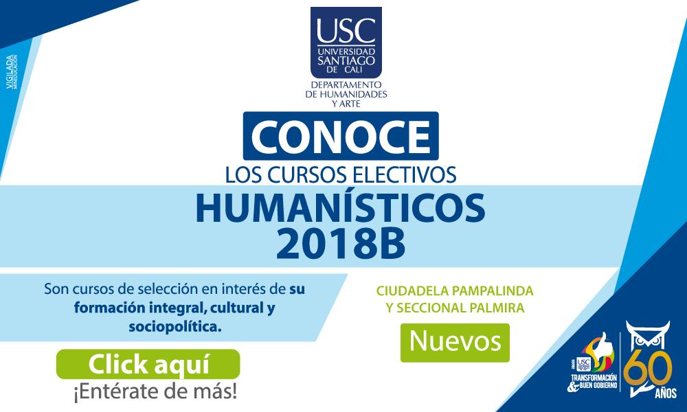 Web Cursos Humanisticos Usc