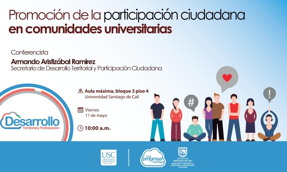 Promocion De La Participacion Ciudadana