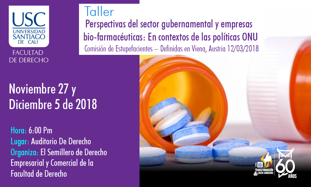 Taller Bio Farmaceuticas 01 01