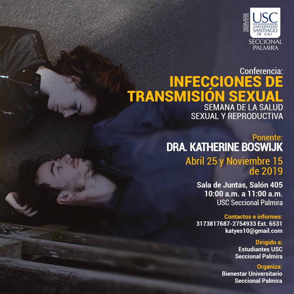 SEMANA DE LA SALUD SEXUAL Y REPRODUCTIVA Infecciones De Transmisin Sexual