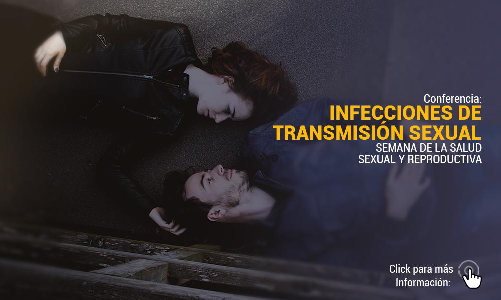SEMANA DE LA SALUD SEXUAL Y REPRODUCTIVA Infecciones De Transmisin Sexual   Para Web