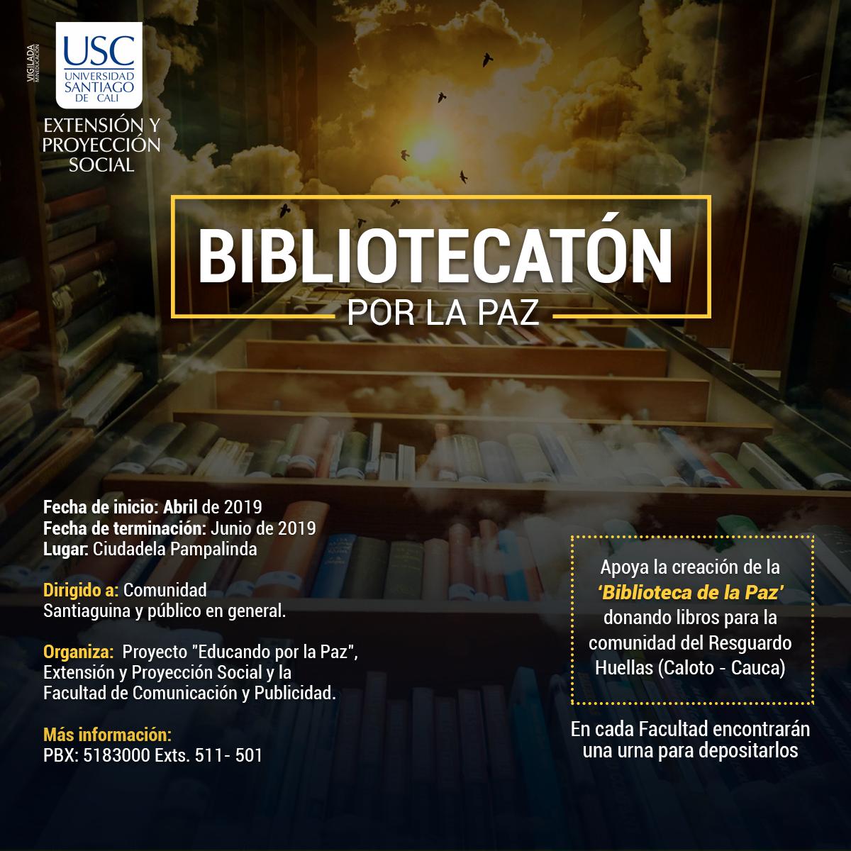 BIBLIOTECONPORLAPAZ