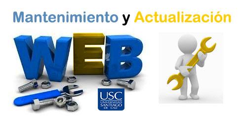 Mantenimiento Actualizacion Web