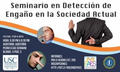 DETECCIÓN DE ENGAÑO EN LA SOCIEDAD ACTUAL