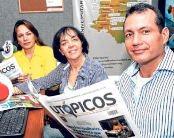 Crónica sobre emisora de El Buen Pastor de Cali que cuenta con apoyo del programa de Comunicación Social