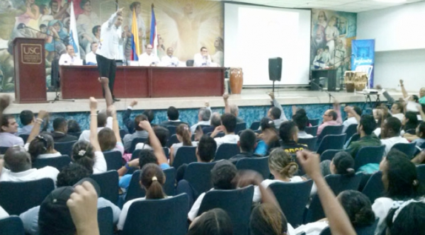 La Santiago, la escuela de liderazgo más grande del país