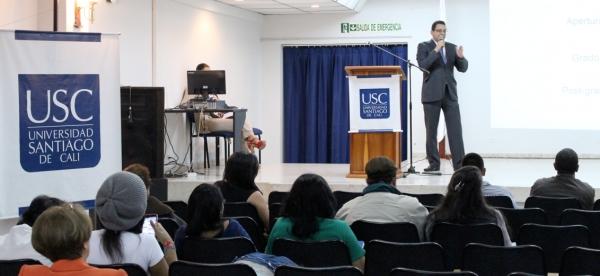 Sustentación de propuestas para la elección de Decanos USC