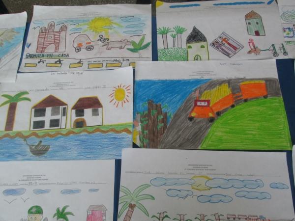 Concurso de dibujo rindió homenaje a Palmira