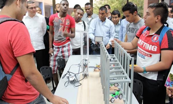 Tres nuevos laboratorios un importante componente investigativo y de innovación