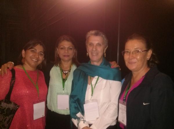 USC presente en Congreso Iberoamericano de Investigación de Salud