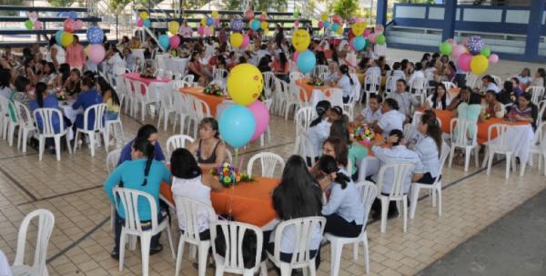 Así celebró la Santiago el Día Internacional de la Mujer