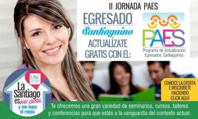 PROGRAMA DE ACTUALIZACIÓN PARA EGRESADOS SANTIAGUINOS (PAES)