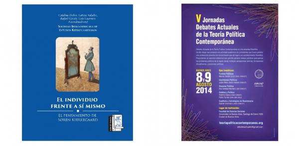 Nuevas publicaciones de investigador santiaguino