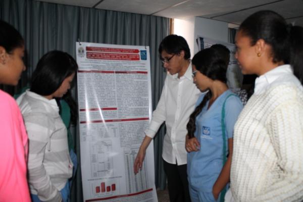 Encuentro de Semilleros de Investigación en Terapia Respiratoria