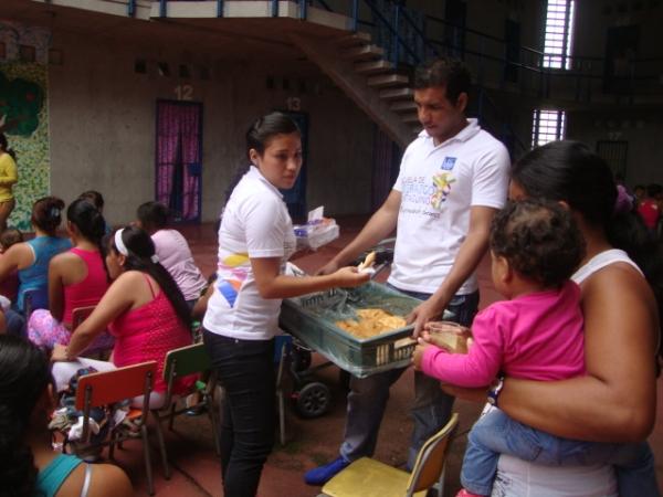 Santiagotón… ¡una madre sin barreras!