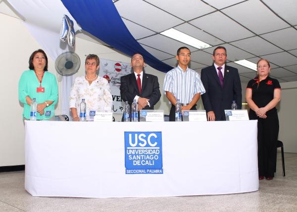 La USC Seccional Palmira contribuye con formación Internacional