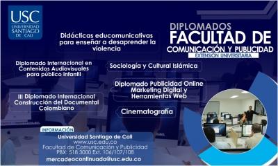 DIPLOMADOS FACULTAD DE COMUNICACIÓN Y PUBLICIDAD