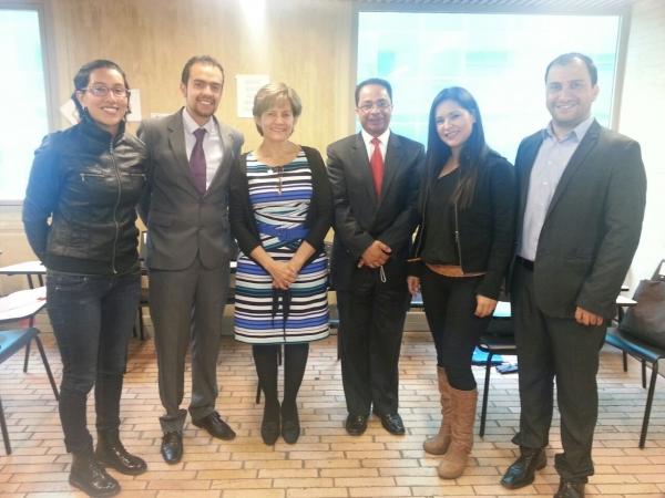 Programa de Licenciaturas en Lenguas Extranjeras participa en Encuentro Nacional