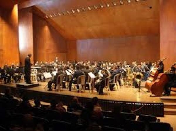 La Banda Departamental de Bellas Artes presente en la Santiago para el Homenaje a Gabo