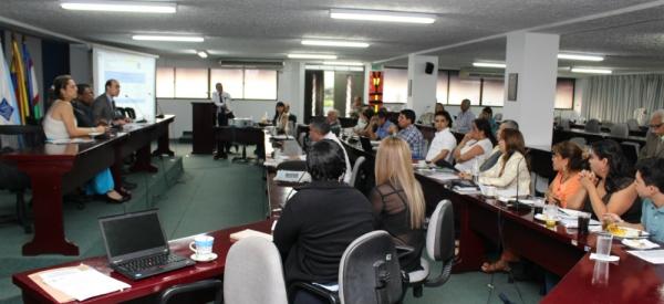Consejo Superior aprueba presupuesto para el 2015